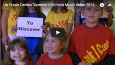 UA Steele Center/Diamond Children's Music Video